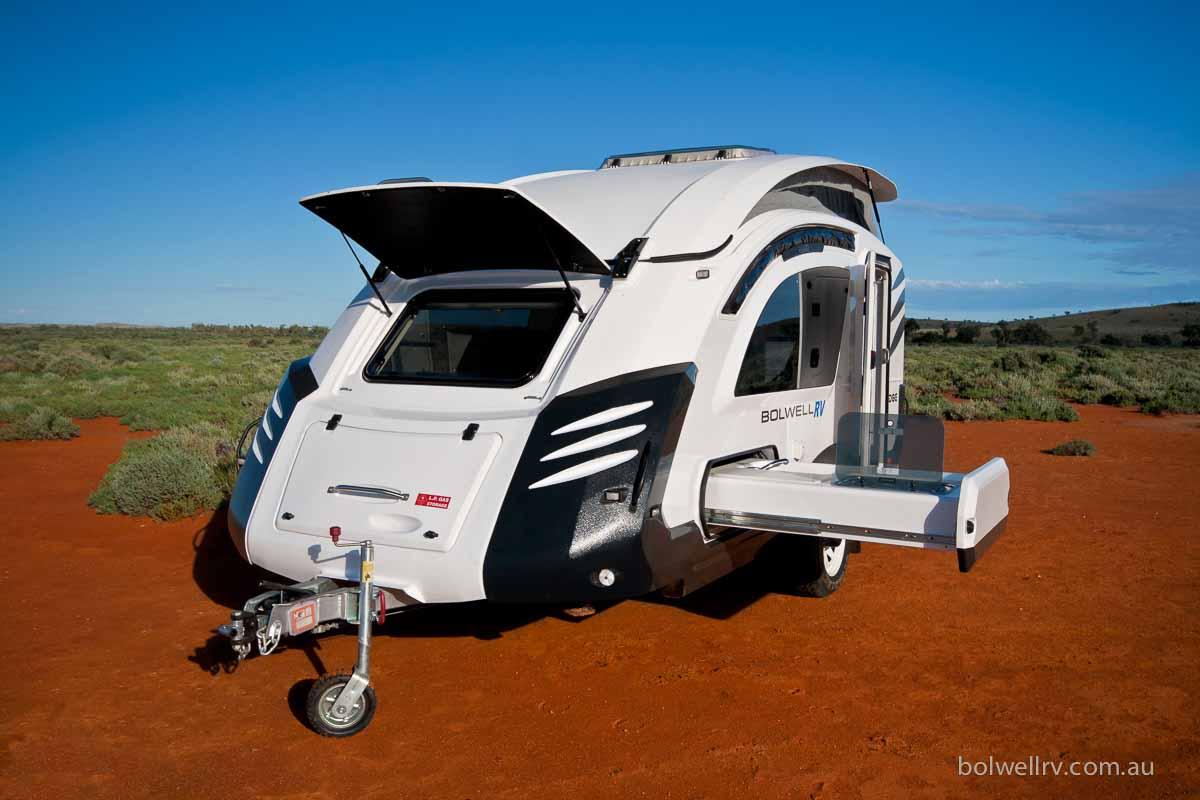 Bolwell Edge Tough Luxury Rv Semi Off Road Caravan